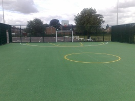Sports courts resurfaced Yorkshire