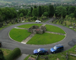 Cemetery | footpaths access roads car parks resurfacing and repair | tarmac  paving surfacing nd civil engineering